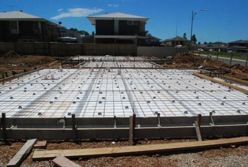 Waffle Slab Construction - Sydney NSW