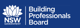 Building Professionals Board logo